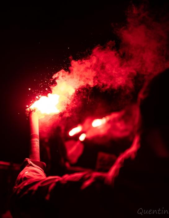action torches sncf au nivolet