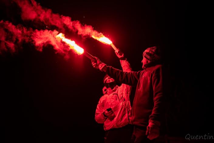 les torches sncf se consummes