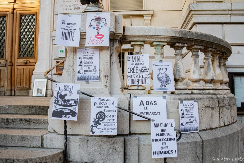 affiches féministes 4