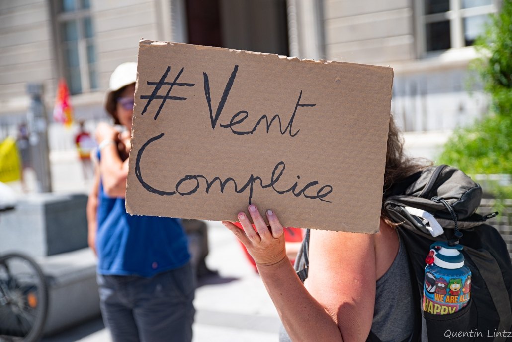 #ventcomplice
