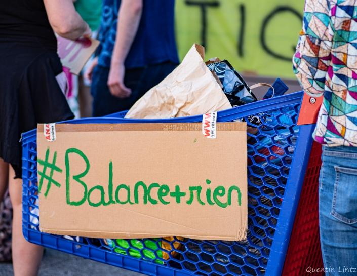 #balance plus rien